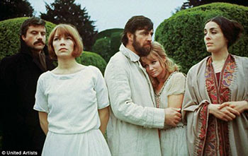 Image: Image from 1969 movie Women in Love